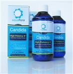 Aquaflora Candida -Homeopathic Relief (1-Month Supply)