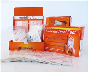 Add 3 boxes of Mobility Pads and get a 4th Free!