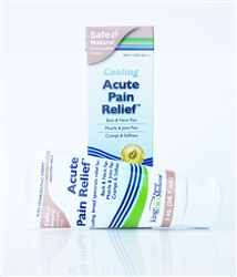 Acute Pain Relief Topical Cream (Homeopathic)