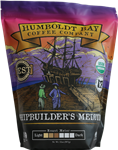 Organic Shipbuilder's Medium Roast 2lbs