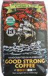 Organic Good Strong Coffee