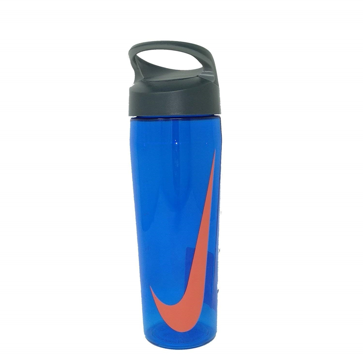 Nike Hypercharge Flip Top Water Bottle 24OZ brand new orange swoosh cool color