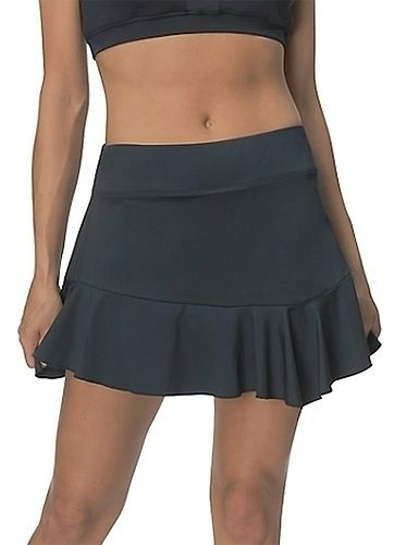 b11141d430 Fila Womens Goddess Handkerchief Athletic Skort - Black