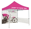 10' Tent Full Wall Panel With Custom Print