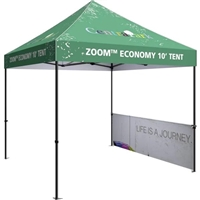 10' Pop Up Tent Half Wall