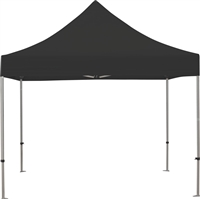 10' Zoom Pop Up Tent Kit Solid Color