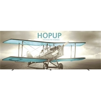 20' Hopup Display w/ Wrap Graphic