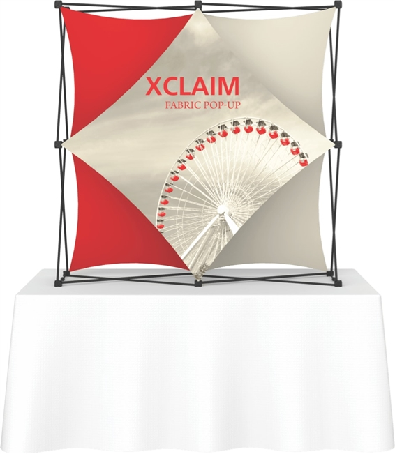 5' Xclaim Tabletop Kit 2