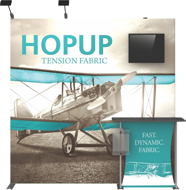 8ft Hopup Dimension Kit 2