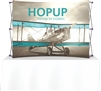 8' Hopup Tabletop Curve w/ Face Graphic
