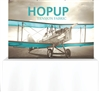 8' Hopup Tabletop Straight w/Wrap Graphic