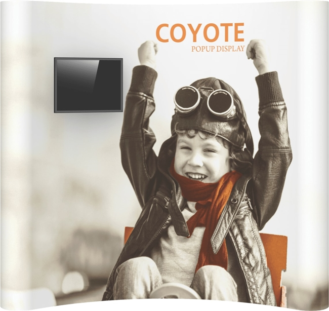 Coyote Popup Monitor Mount