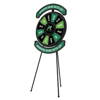 Spin 'N Win Deluxe Prize Wheel