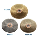Wire Scratch Wheel Brushes