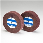 "Satin Flap Wheels, 4"" Diameter"
