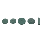 Jewellers Prepolishing Wheels & Points