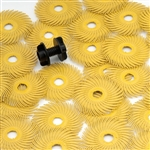 "3M Radial Bristle Discs 2"" & 3"" (40-Pc. Pkgs.)"