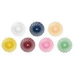 "Dedeco SUNBURST Snap Radial Discs - 5/8"" Assortment"