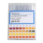 Whatman 0-14 pH Strips