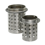 Perforated Flasks