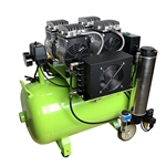 ARBE 15 Gallon Oil-Free Air Compressor