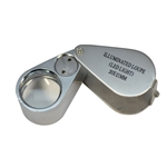 Jewelers Loupe with LED Light