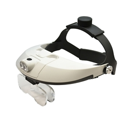 Adjustable Headband Magnifier