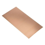 "Copper Sheet - 6"" x 12"" (18ga)"