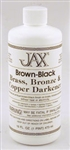 JAX Brown/Black