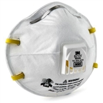 3M Particulate Respirator 8210V, N95 (Pack of 10)