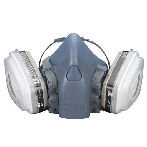 3m Half Facepiece Respirator 7502