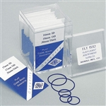 Flat Case Back Gasket Assortment