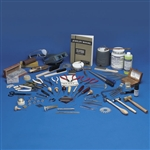 Professional Jeweller's Bench Tool Set
