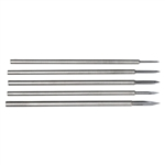 Tungsten Carbide Burnisher/Scraper Set