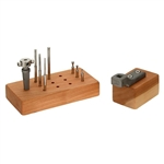 Fretz Micro-Miniature Stake & Mandrel Set