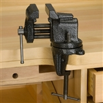 "3"" Heavy Duty Swiveling Bench Vise"
