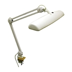 Bench Lamp w/Clamp (3 Fluorescent Bulbs)