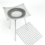 Mesh Heating Screens