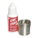 Stay Bright Solder & Flux