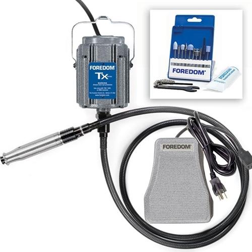 Foredom TXH440 Industrial Kit, 1/3 HP