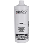 GemOro Super Concentrated Ultrasonic Solution (1 Quart)