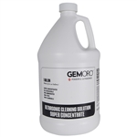 GemOro Super Concentrated Ultrasonic Solution (1 Gallon)