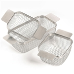 Mesh Baskets for Ultrasonic Cleaners