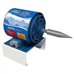 Quatro Cool Blue Buffing Motors, Single Spindle