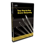 Easy Step-by-Step Graver Sharpening DVD