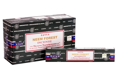 Satya Neem Forest 15 gram incense