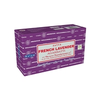 Satya French Lavender 15 gram incense