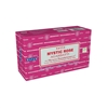 Satya Mystic Rose 15 gram incense