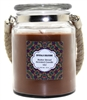 Crystalo Creations Butter Bread Scented Candle with Rope Handle, 18 Ounce