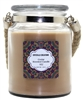 Crystalo Creations Cedar Scented Candle with Rope Handle, 18 Ounce